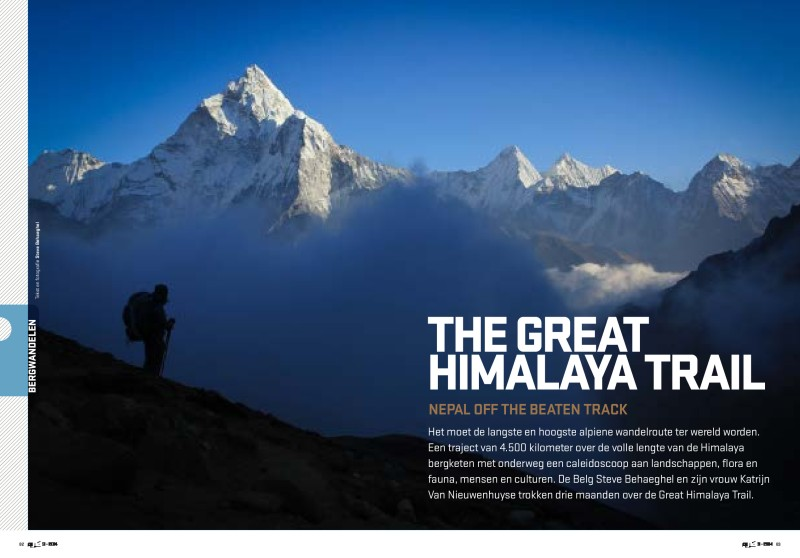 Op Pad - the great himalaya trail
